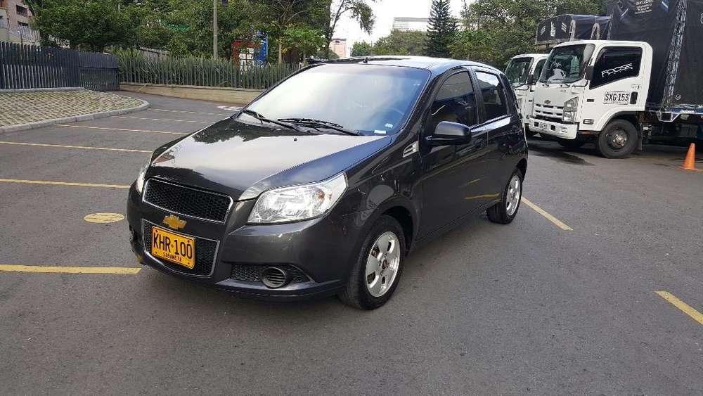 Chevrolet Aveo Emotion 2012 - 37870 km