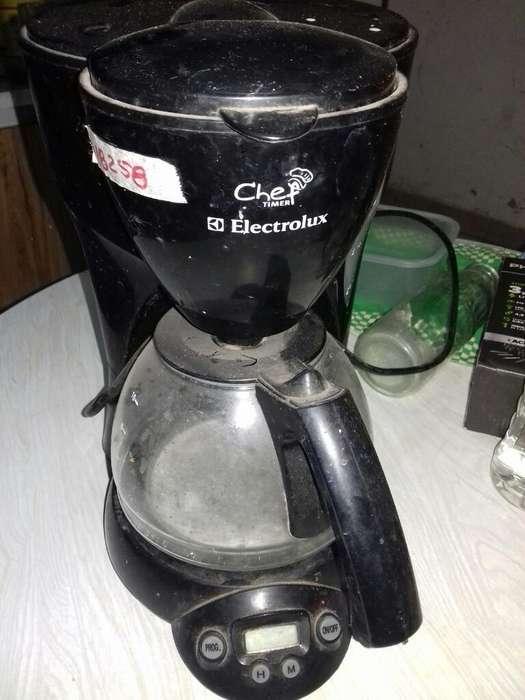 Cafetera Electrolux Usada