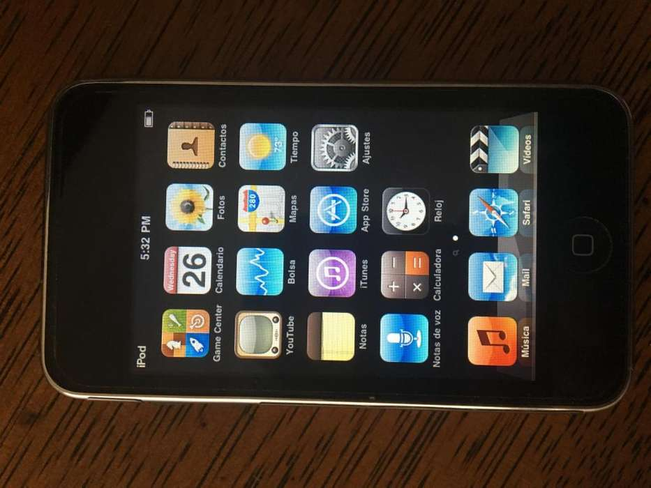 iPod Touch 16GB 3Ra Generación