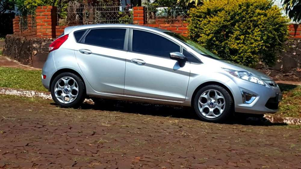 Ford Fiesta Kinetic 2012 - 139000 km