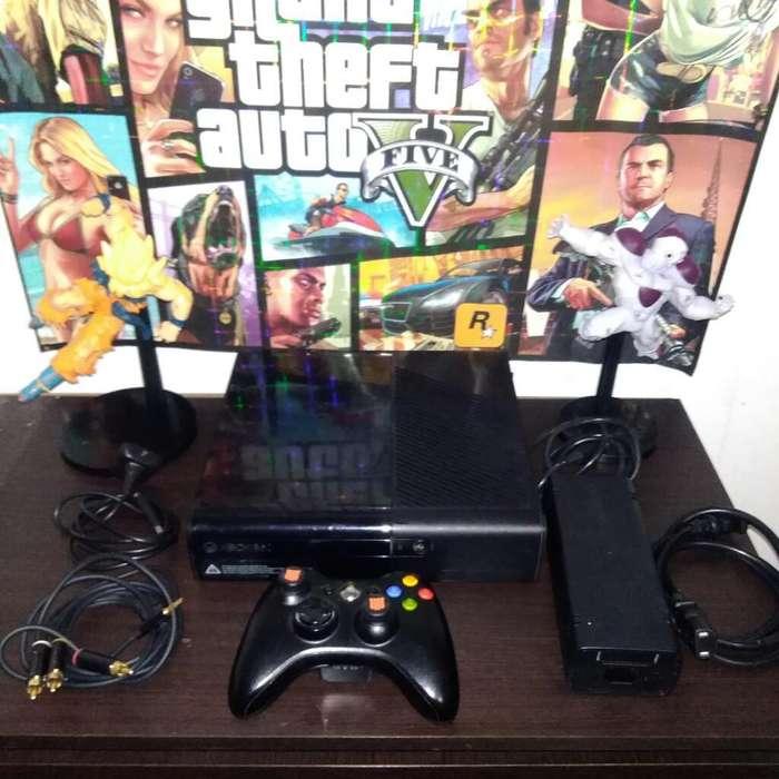 Se Vende Xbox 360 Super Slim