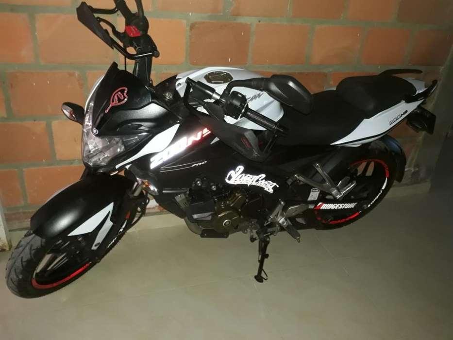 Vendo Moto Pulsar 200 Pro