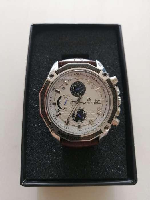 Reloj Megir No Casio <strong>seiko</strong> Orient