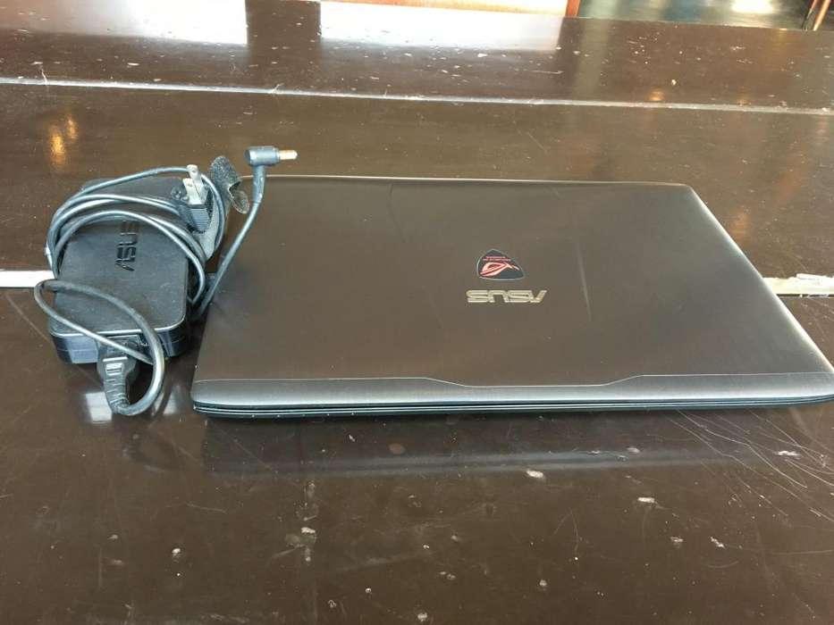 PC ASUS GL552VX Ideal para gamer, arquitectura, ingenieria.