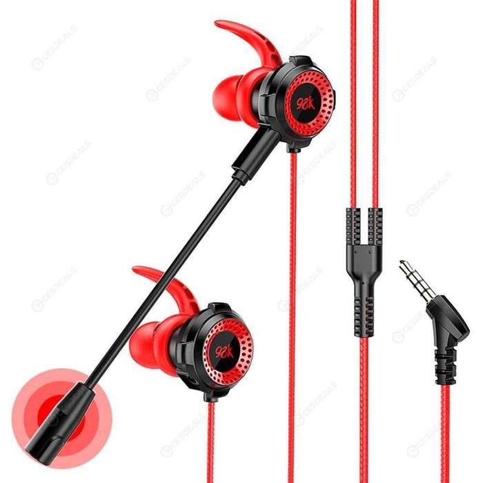 SUPER audifonos BAJOS PESADOS con MICROFONO CONDENSADOR auriculares PVV