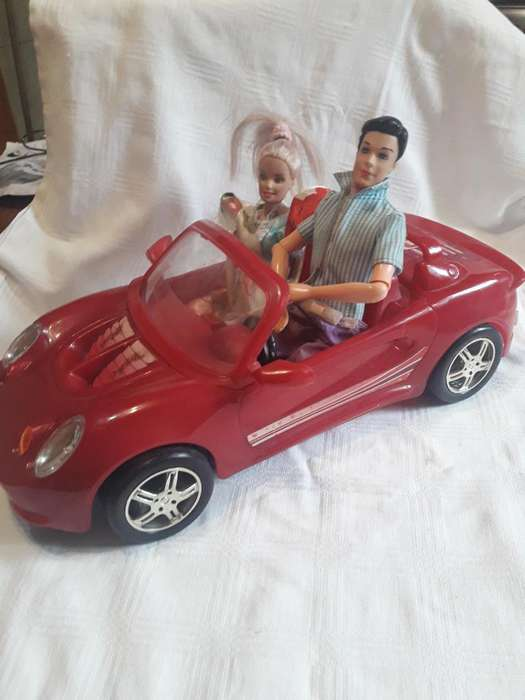 <strong>coche</strong> Barbie Deportivo