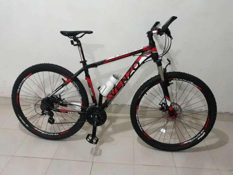Bicicleta Venzo Rodado 29 Nuevas