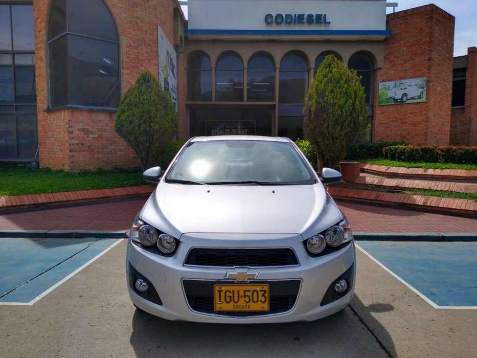 Chevrolet Sonic 2015 - 53000 km