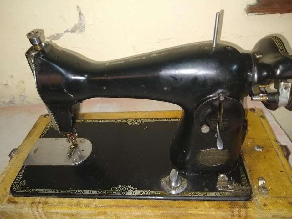 Maquina Coser Recta Balija duraideal para repuestos sin motor