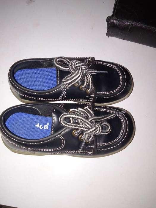 Zapatos Colegial