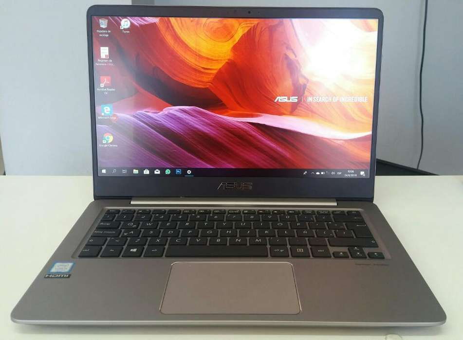Notebook Asus Ux410u I3