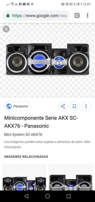 Panasonic Saakx77