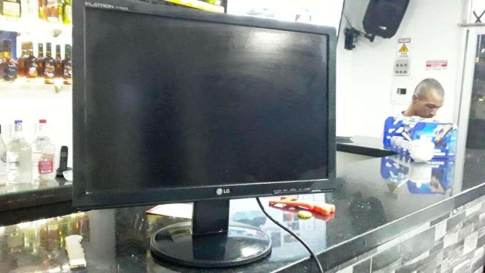 Se vende monitor en buen estado comunicarse 3118462503