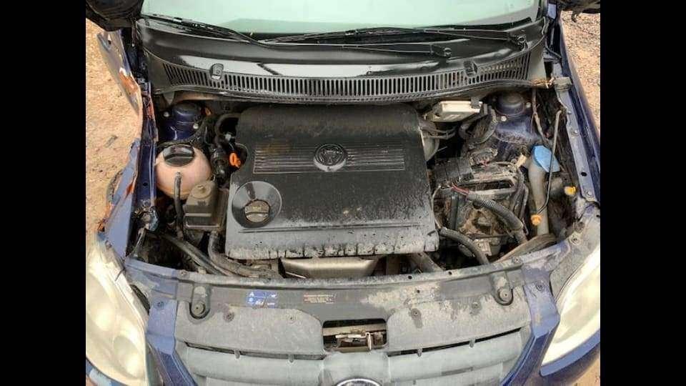 MOTOR SURAN 1.6 2008