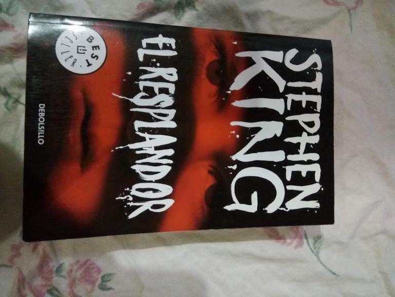 El resplandor Stephen King