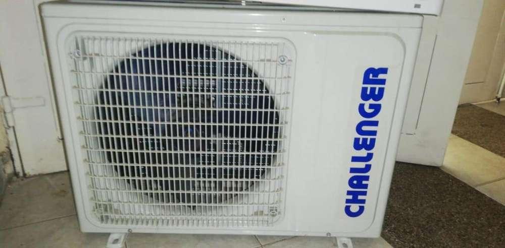 Aire Acondicionado Challenger 12.000BTU Inverter