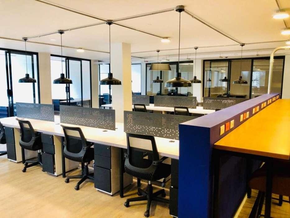 Se arrienda <strong>oficina</strong> amoblada, con redes en los alcázares 69-00164