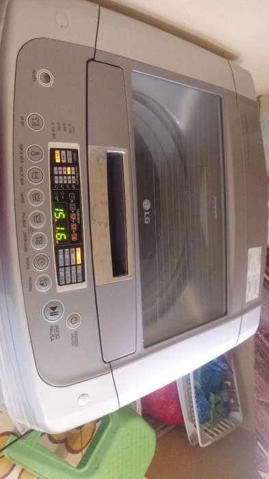 <strong>lavadora</strong> Lg Automática 17kg