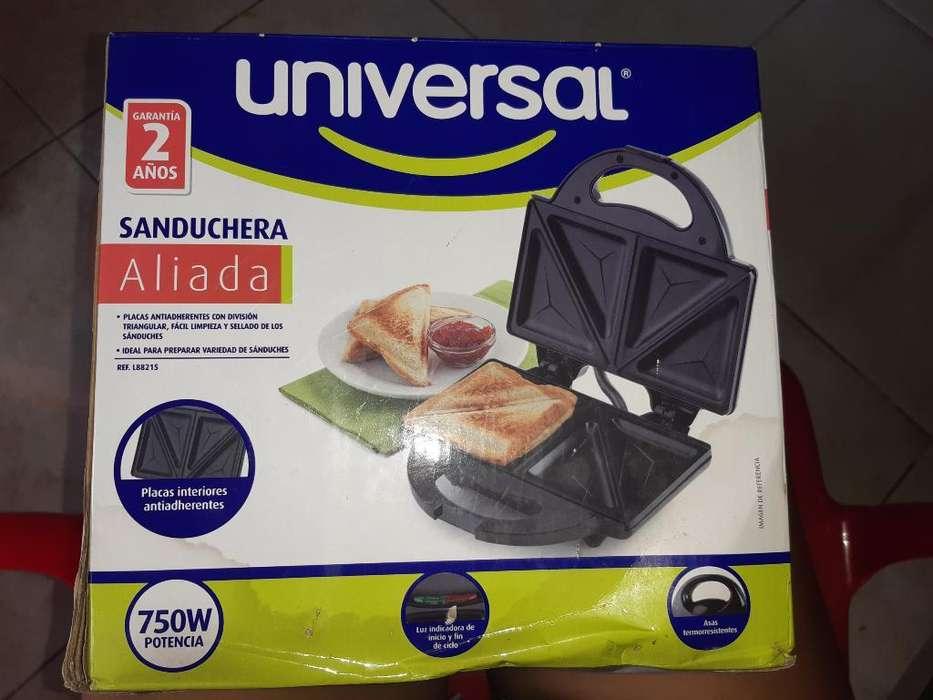Vendo Sanduchera