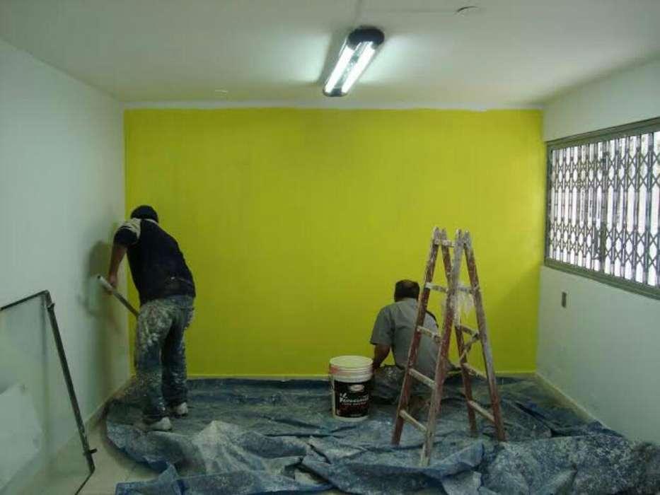Hacemos Trabajo Acabados en Pintura