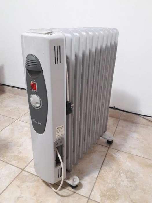 Estufa Eléctrica 2000watts 9 Elementos