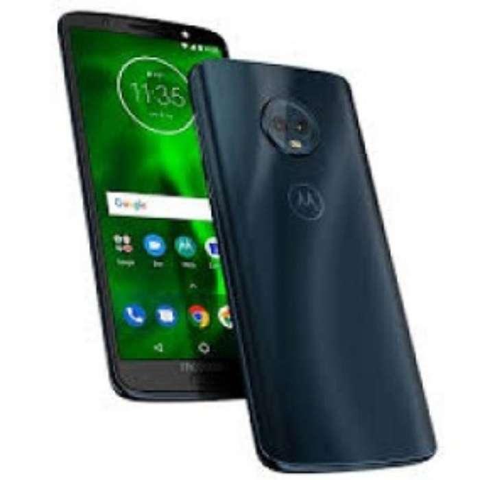 Cambio Celular Moto G6 Plus por Celular