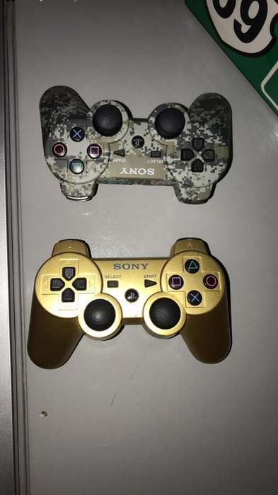 Controles Ps3 Buen Estado