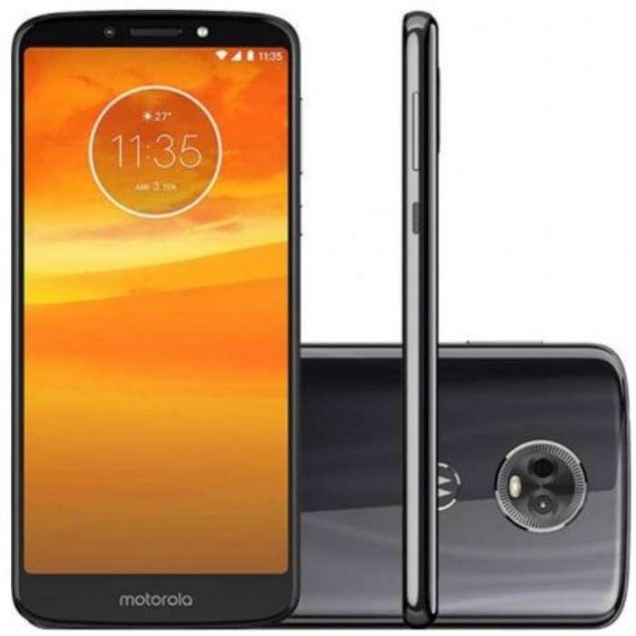 Teléfono Celular Motorola Motoe5plus