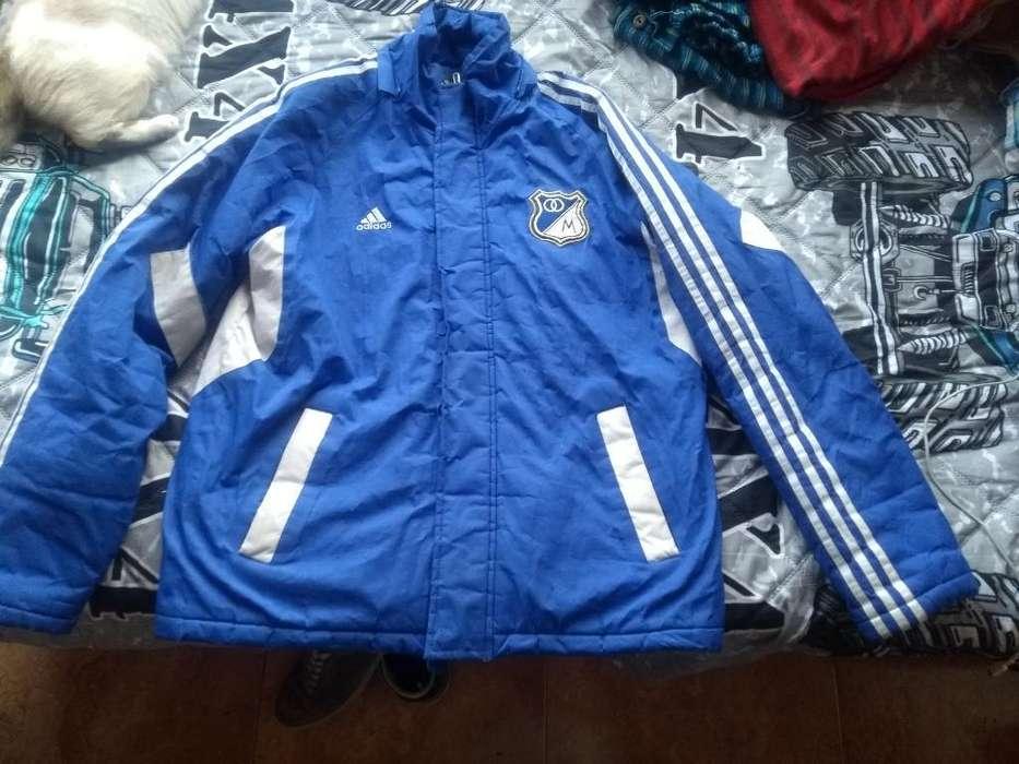 Chaqueta Adidas Millonarios Original.