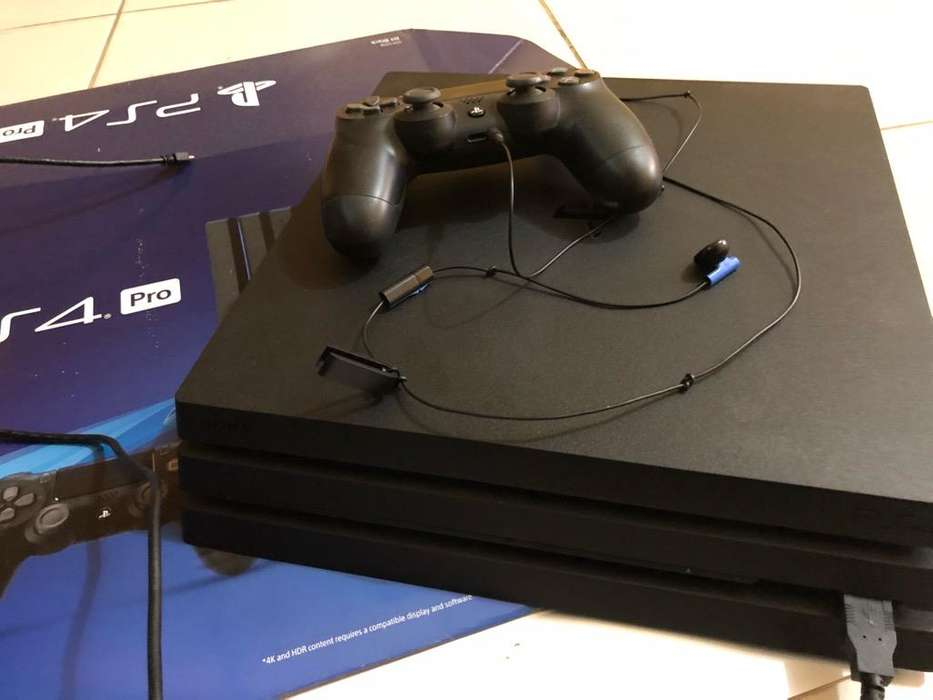 Play Stations 4 Pro