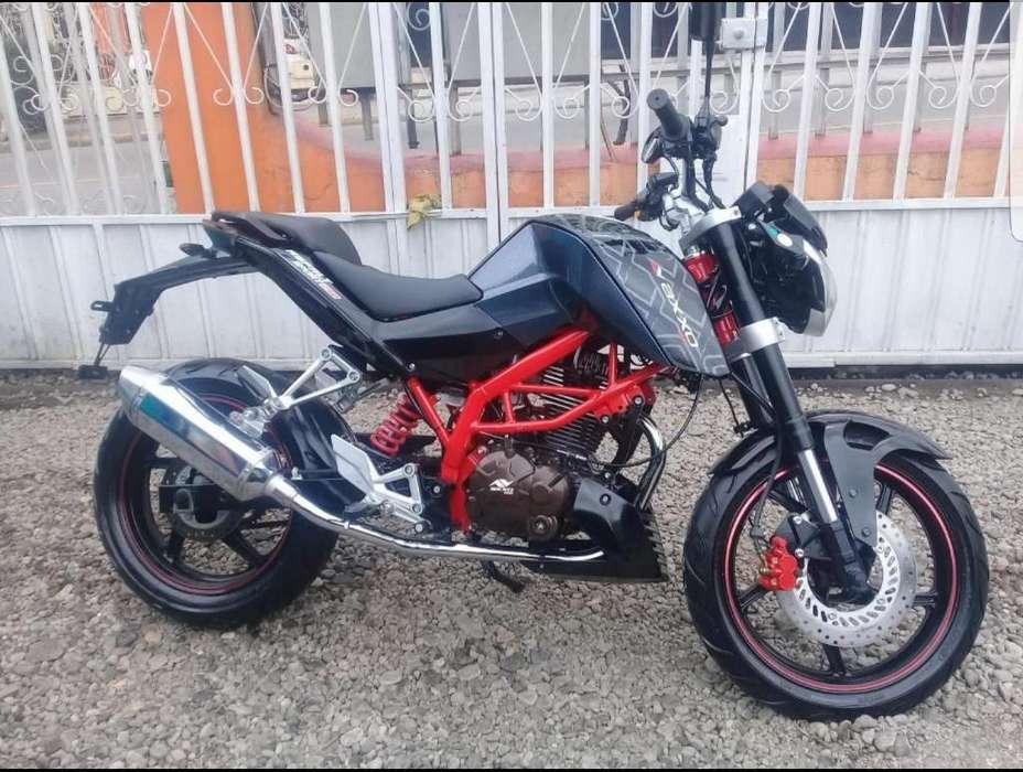 Axxo Asfalt 250cc