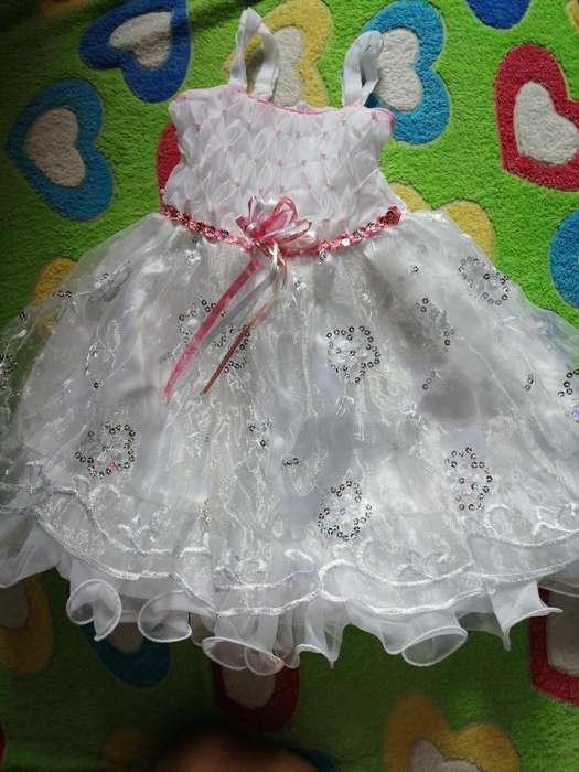 Vestido de Bautizo para Niña