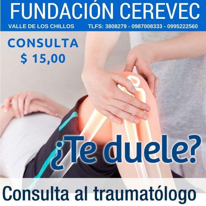 DR. WILSON MONTOYA TRAUMATÓLOGO - VALLE DE LOS CHILLOS - 0987008333
