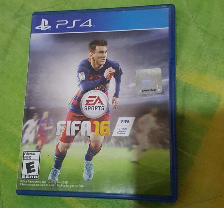 Fifa 2016 play 4
