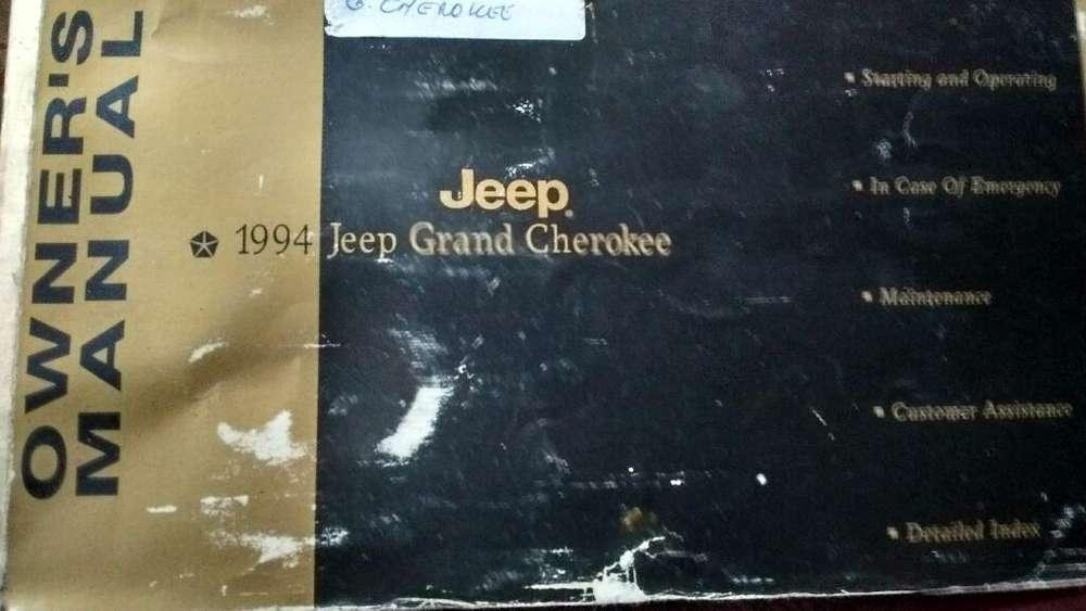 <strong>jeep</strong> Grand Cherokee1994 O Pto
