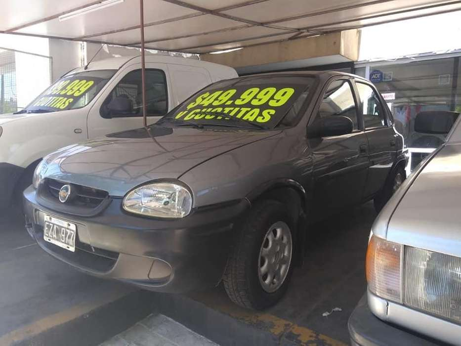 Chevrolet Corsa 2005 - 160000 km