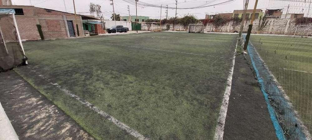 Venta de Grass Sintetico de Segunda