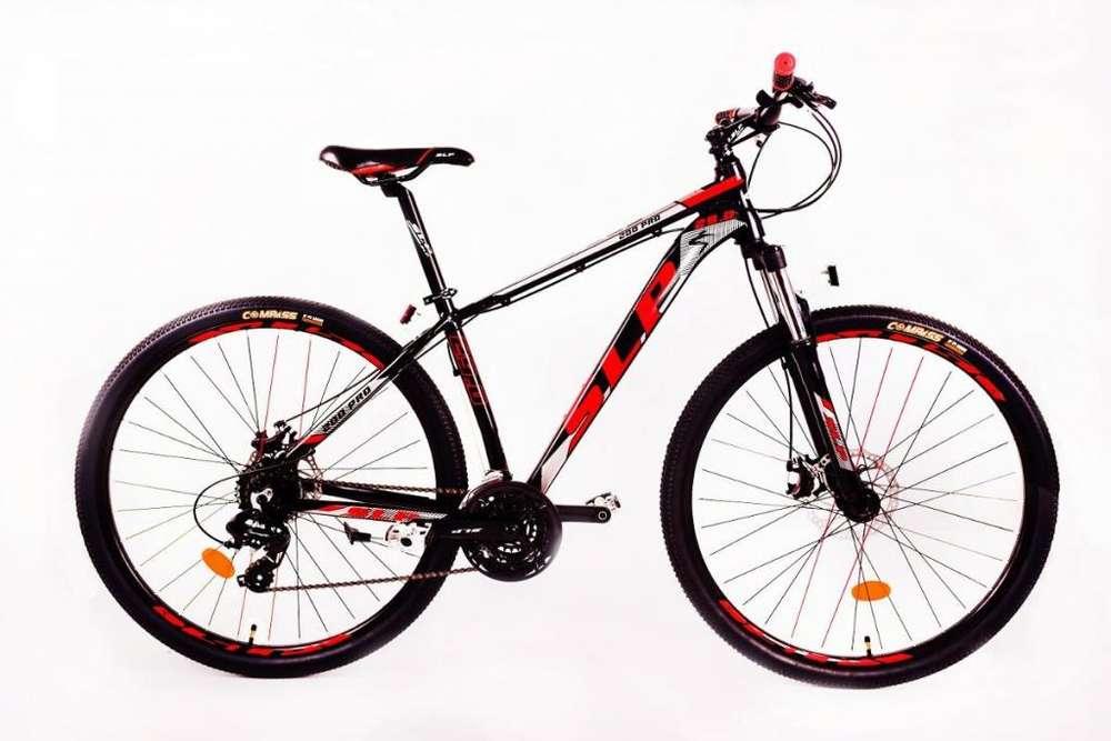 Bicicleta Mtb Slp 200 Pro R29 (AHORA 12)