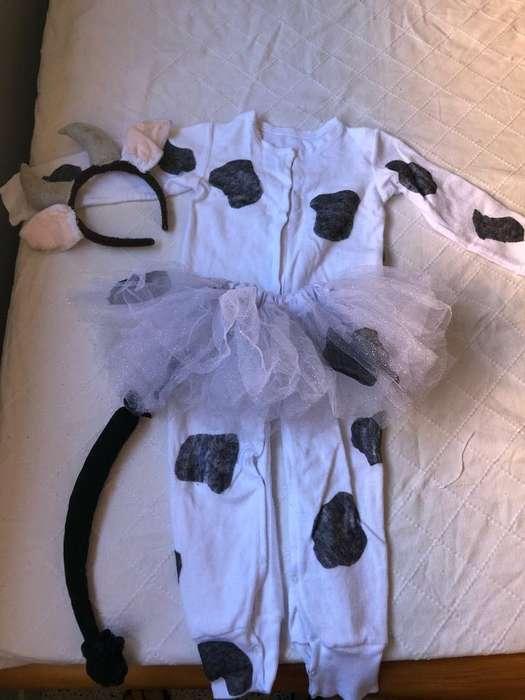 Disfraz de Vaquita