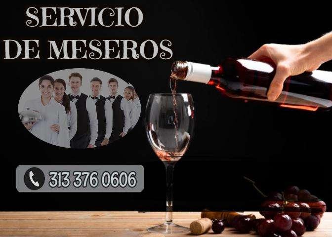SERVICIO de meseros para eventos y fiestas , ALQUILER DE MANTELERIA, matrimonios , dj , luces y sonido