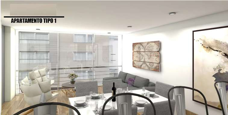 Venta Apartamento Palermo, Manizales - wasi_1145072
