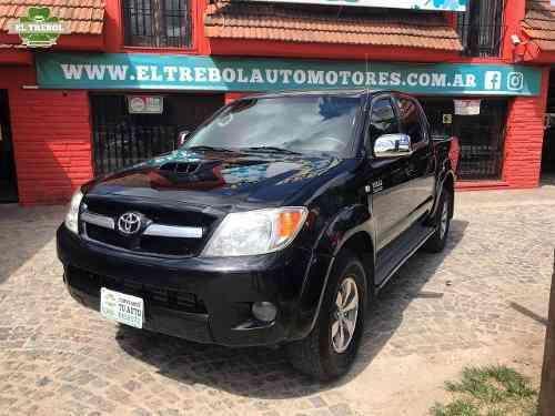 Toyota Hilux 2008 - 191000 km