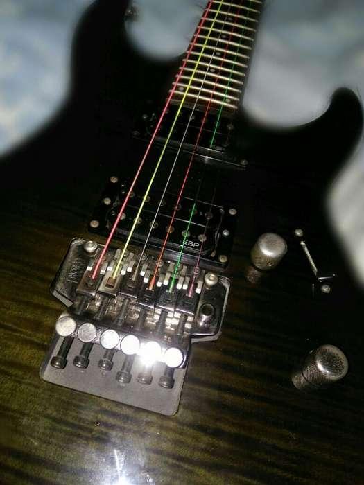Guitarra Ltd M100fm Venta O Permuta