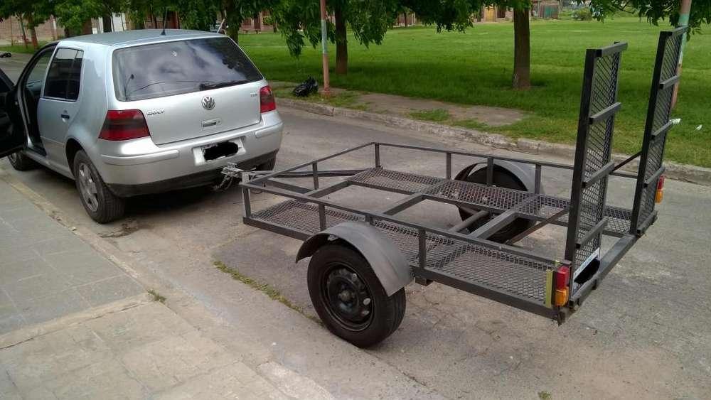 Trailer moto cuatriciclo mini <strong>tractor</strong>