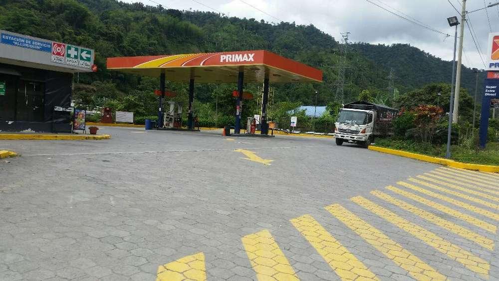 Venta Gasolinera Via Quito Sto Domingo
