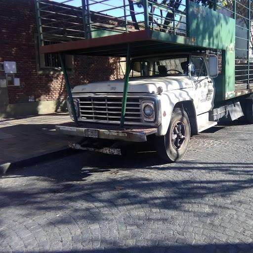 Camion Ford F-7000