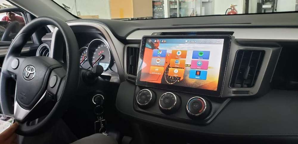 Multimedia Android Toyota Rav4 10.2 Pulg