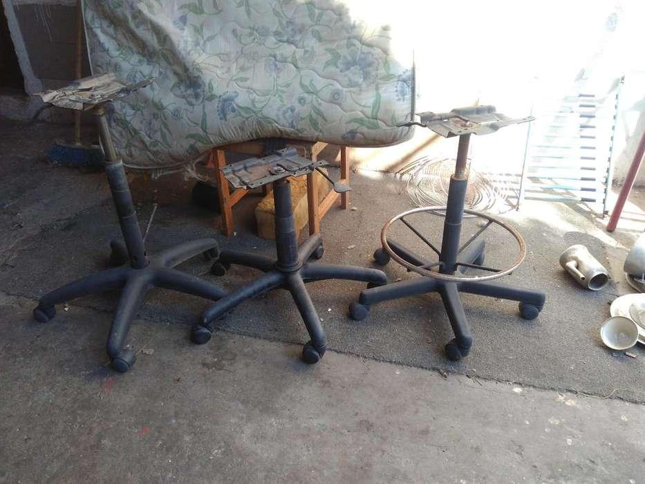 patas para sillas giratorias con pulmon