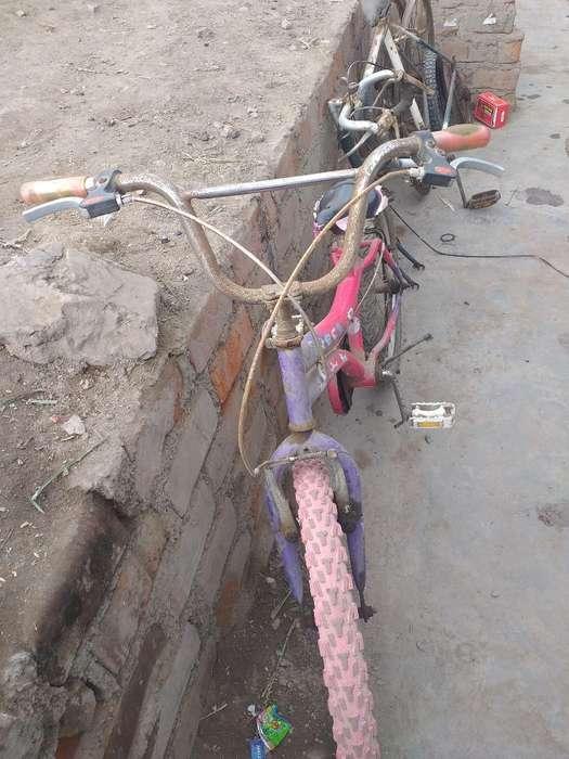 Bicicleta de Mujer a 40 Soles