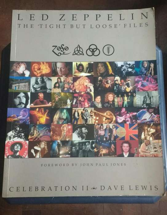 Led Zeppelin Libro Celebration Days Ii